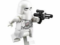 Lego Star Wars: Imperial Snowtrooper with Blaster - Minifigure